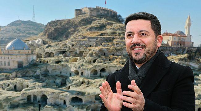 Nevşehir Kalesi Türk turizmine önemli katkılar sağlayacak
