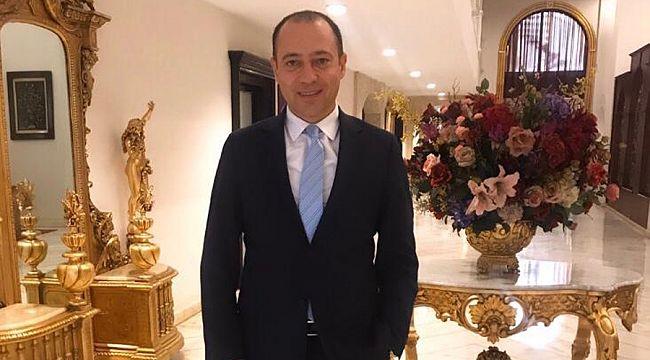 Semih Demirci, Otel İçkale'nin genel müdürü oldu