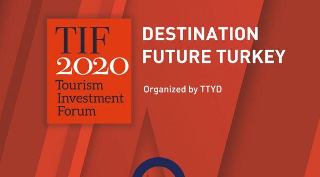 TIF 2020 için dünyanın önemli turizm markaları İstanbul'a geliyor