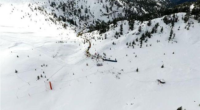 Toroslarda bölgenin ilk kayak merkezi olacak
