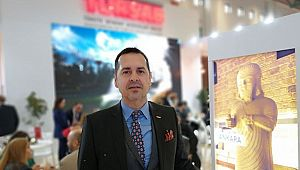 TÜRSAB Batı Antalya Başkanı Perçin,