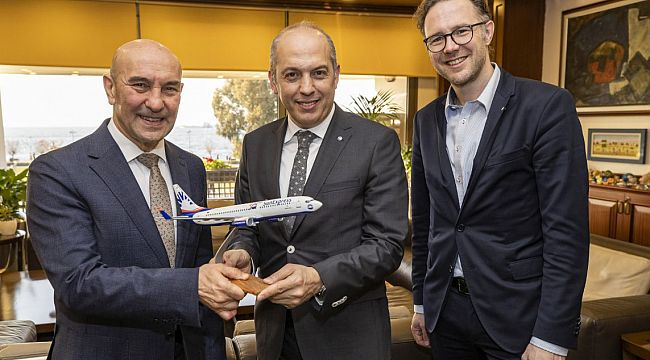 İzmir uçuş ağına 5 yeni destinasyon ekleniyor