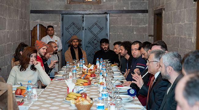Körfezin turizmci ve sosyal medya fenomenleri Kayseri'de