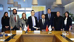 Lufthansa ile stajda işbirliği