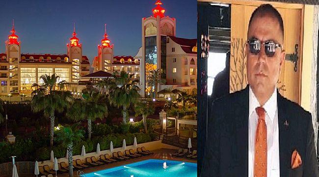 Metin Özer, Side Crown Hotels Charm Palace Genel Müdürü oldu