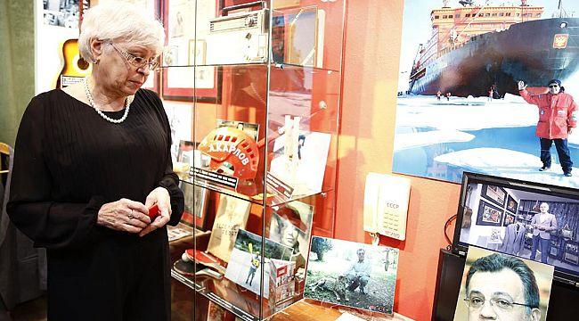 Silifke'de Andrey Karlov anısına müze açıldı