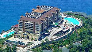Utopia World Hotel'in devri için tüm izinler tamamlandı