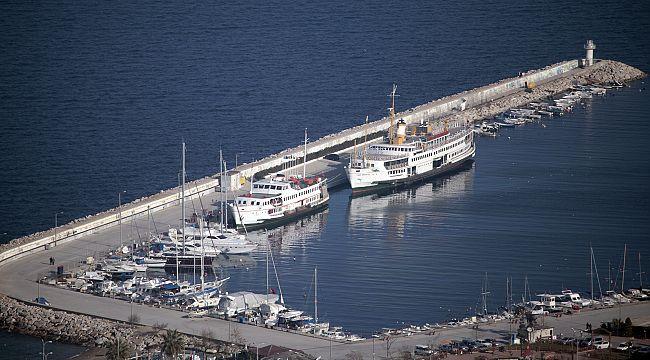 Bakanlık Yat Limanı'nı devretti