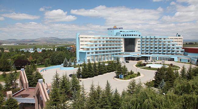 Sendikadan sağlık çalışanlarına 5 yıldızlı otel jesti