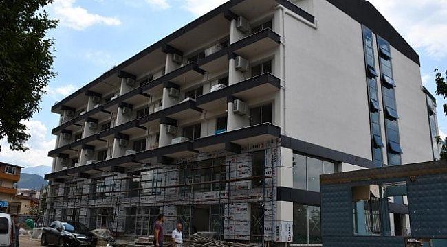 Belediye ihaleyle 29 yıllığına otel kiralayacak
