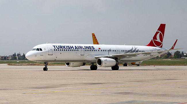 THY günlük uçuş sayısında Avrupa'da 2'inci sıraya yükseldi