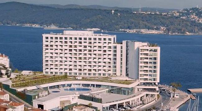 Grand Tarabya Oteli yıl sonuna kadar ara verdi