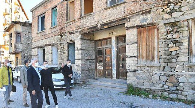 Tarihi 29 ev turizme kazandırılacak
