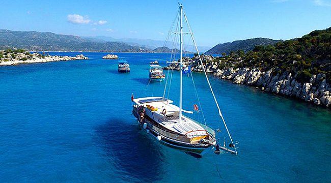Türkiye'de ödüllü plaj sayısı 486 oldu