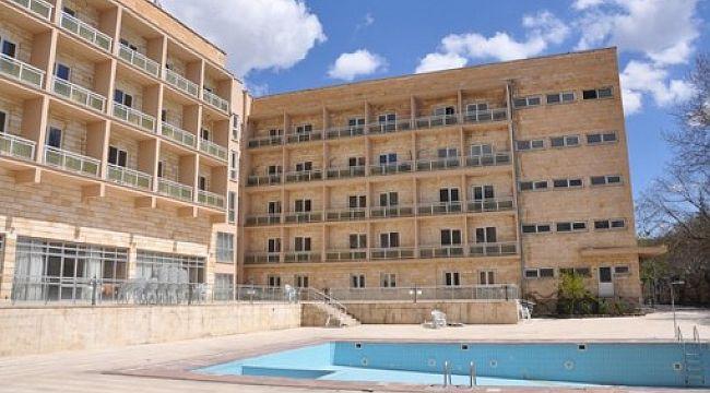 Ürgüp ''Büyük Otel''in yıkım ihalesi yapıldı