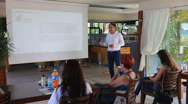 Bodrum'da ''Yeşil turizm'' birlikteliği