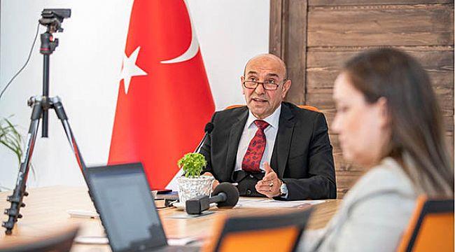 İzmir turizminin anayasasını yazdık