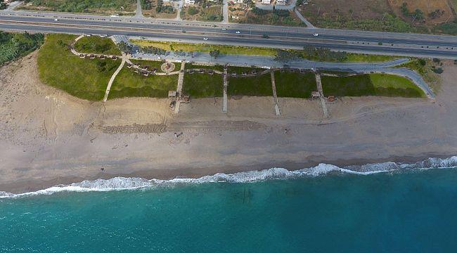 Kızılot Beach Park açılıyor