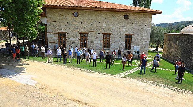 Seyahat acentelerinin temsilcileri Muğla'da