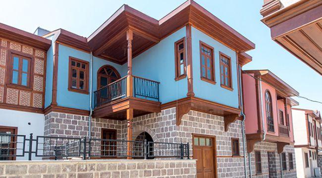 Ankara'nın tarihi konakları satışa çıkarıldı