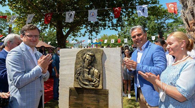 Antalya'da Ukrayna Kültür Parkı açıldı