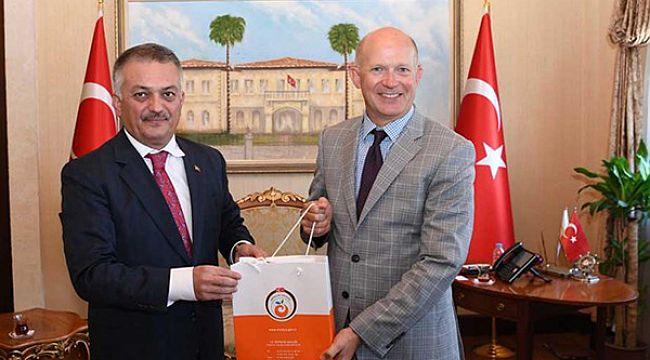 Büyükelçi Chilcott, turizm açısından gelişmeler devam edecek
