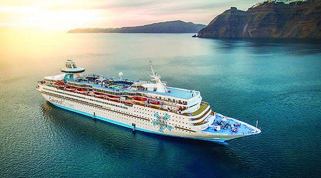 Cruise turları 2021 Mart ayına kadar askıya alındı