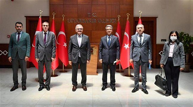 Diyarbakır, Şanlıurfa ve Mardin için ortak turizm rotası