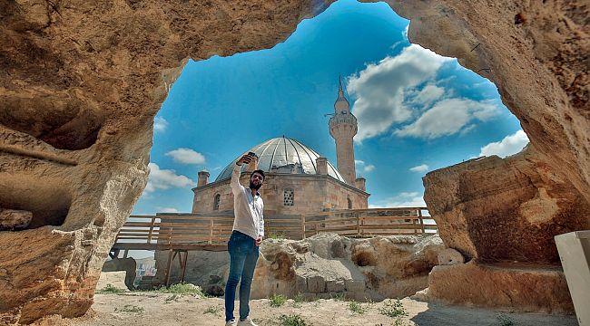 Kayaşehir'i 100 bini aşkın turist ziyaret etti