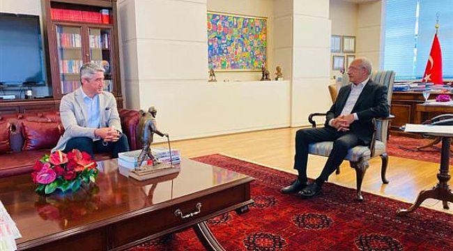 Kılıçdaroğlu, ''Marmaris'in doğasını korumaktan vazgeçmeyin''