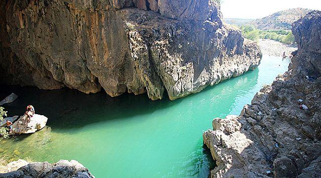 Lice Birkleyn Mağaraları turizme kazandırılıyor