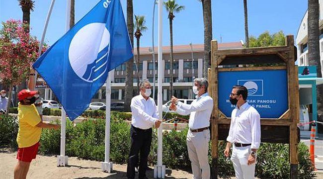 Marmaris'te Mavi Bayraklı plaj sayısı 22'ye çıktı