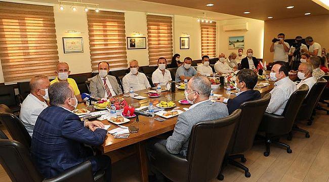 Antalya'nın tanıtımını ''Turizm Birliği'' yapacak