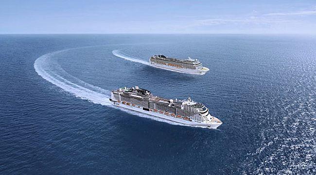 Cruise turları yeni sağlık önlemleriyle Akdeniz'e geri dönüyor