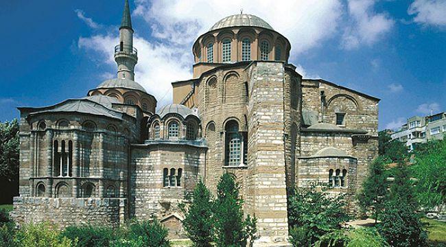 Kariye Camii ibadete açılacak