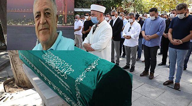 Turizmci Adnan Özbay'ın cenazesi toprağa verildi
