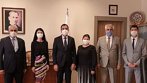 TÜRSAB'tan Ticaret Bakanlığı'na ziyaret