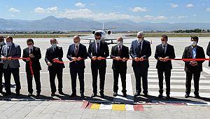 Uçaklar Erzurum'a güvenle inecek