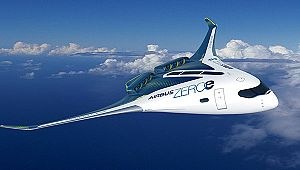 """Airbus """"karbon salınımı sıfır"""" uçak üretecek"""
