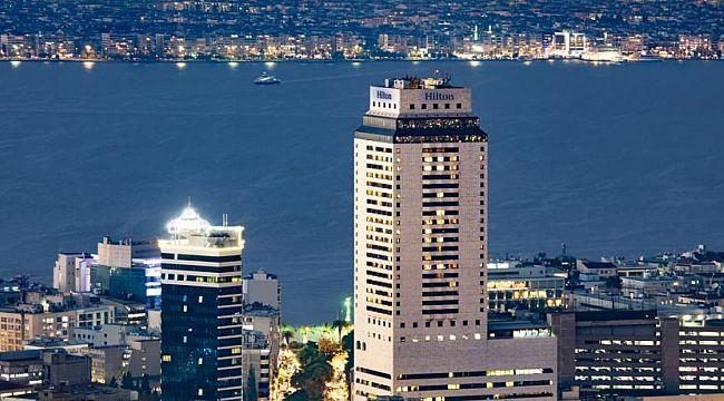 Hilton İzmir ekim ayında kapanıyor