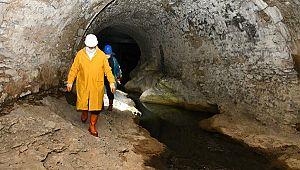 Safranbolu'daki su tünelleri turizme kazandırılacak