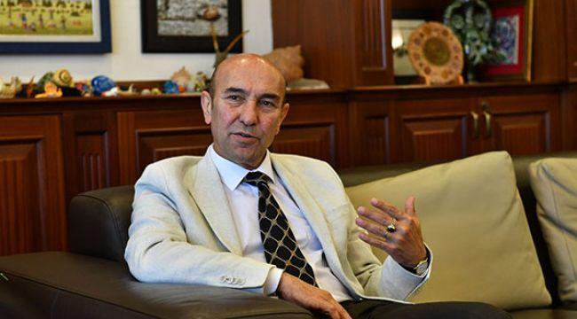 Tunç Soyer'den Hilton Oteli'ne ilişkin açıklama