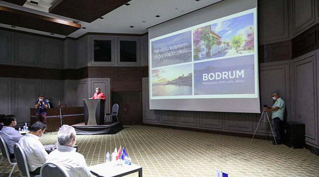 'Visit Bodrum' projesi tanıtıldı