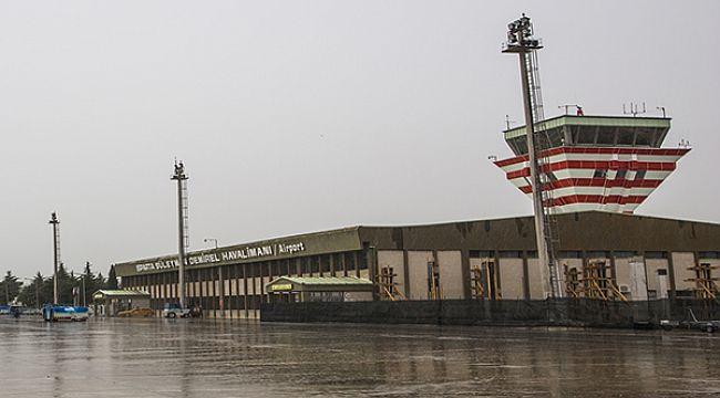 Isparta Havaalanı kargo havaalanı olsun