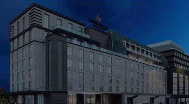 Limak Üsküp Oteli Aralık ayı içerisinde açılıyor