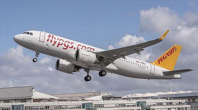 Pegasus Antalya-Moskova uçuşlarına başlıyor