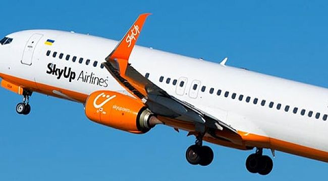SkyUp, Kiev'den Kayseri'ye uçacak