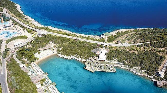 Bodrum Hilton Türkbükü'nün sahibi Ersoy otelcilik oldu