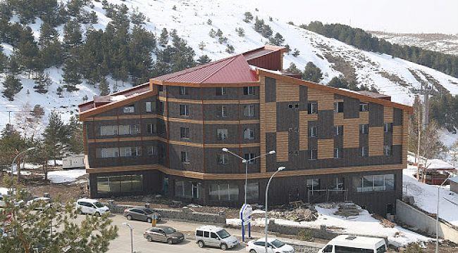 Kızılay'ın Palandöken'deki otel ihalesi iptal edildi