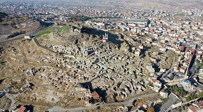 Nevşehir Kalesi ve çevresi için koruma amaçlı imar planı